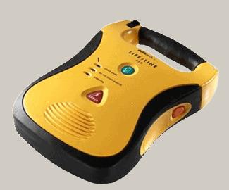 דפיברילטור Lifeline AED